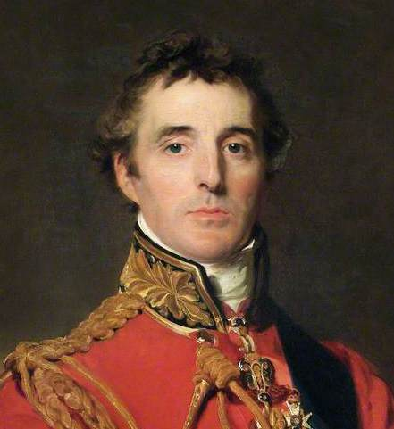 Lord Arthur Wellesley, the Duke of Wellington