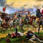 Vitoria Dragoons on the battlefield