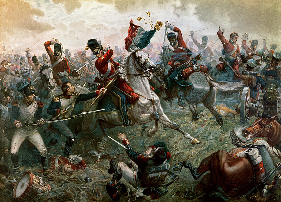 battle-of-waterloo-william-holmes-sullivan