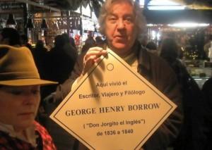 George Burrows Madrid