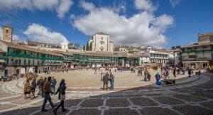 Chinchón Plaza Mayor