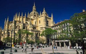 Segovia Plaza Mayor