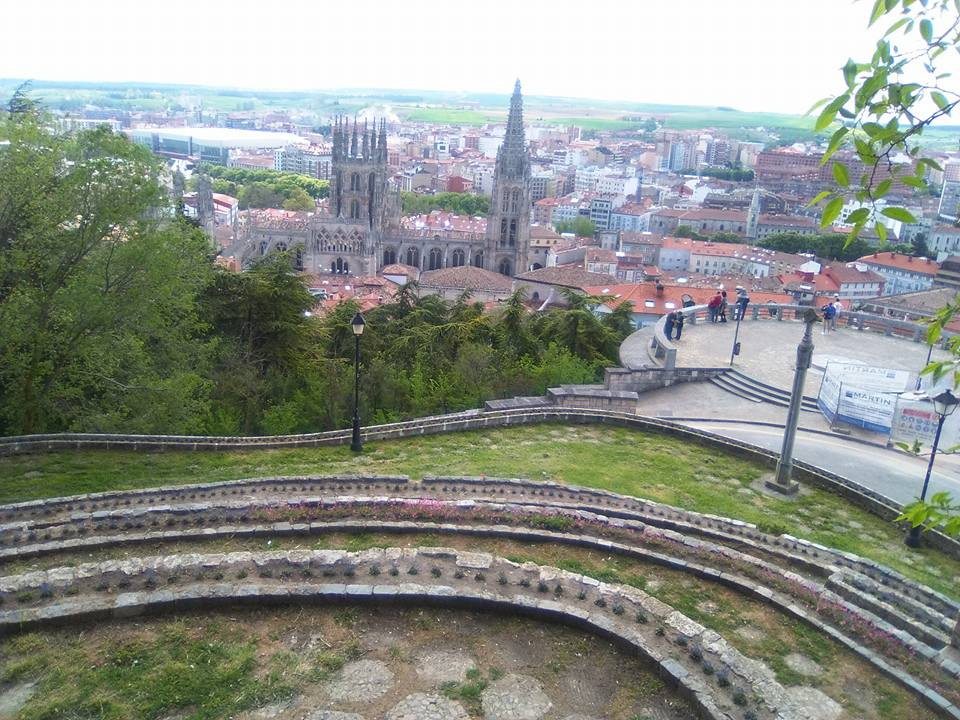 The failed siege of Burgos in 1812