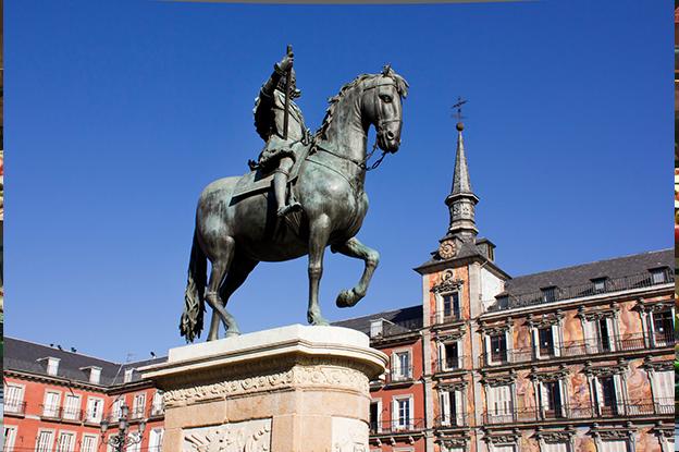 Historic Plazas